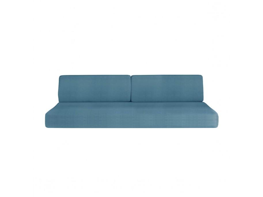 Full XL Mattress Cover and 2PC Cushion Set