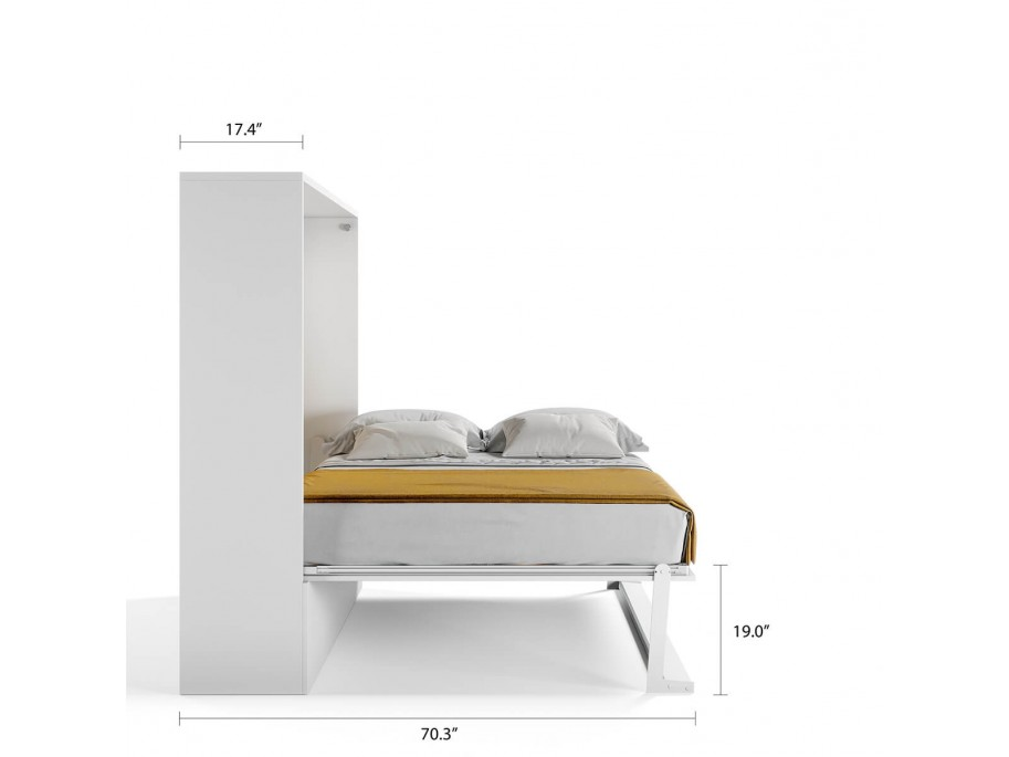 Royal Horizontal Queen Wall Bed
