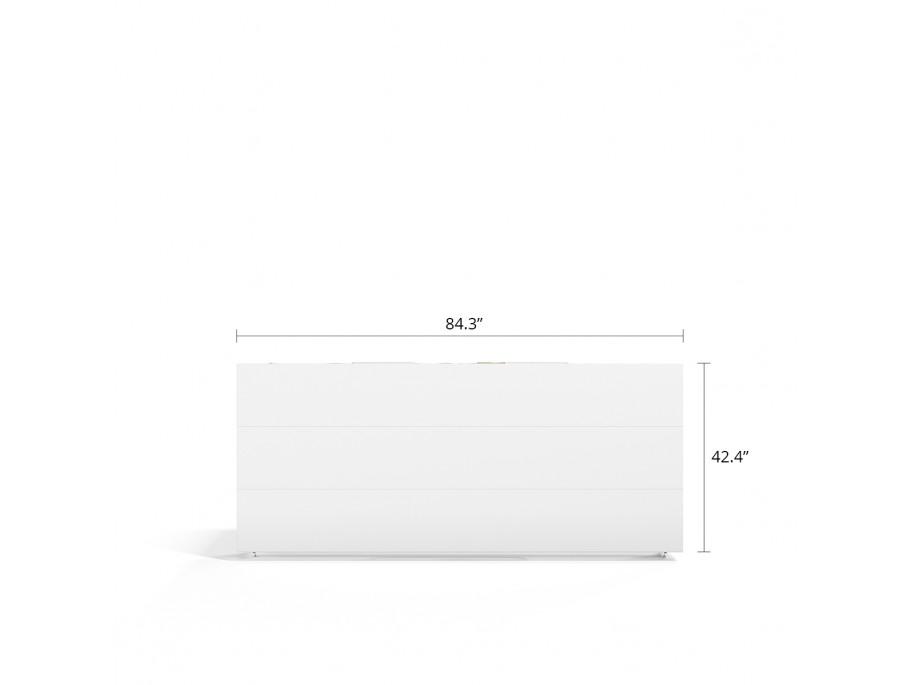 Simple Twin/Twin XL Murphy Wall Bed