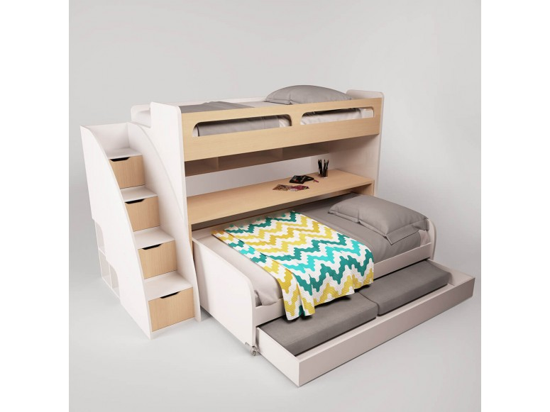 Twin XL Mattress Cover and 2 PC Cushion Set