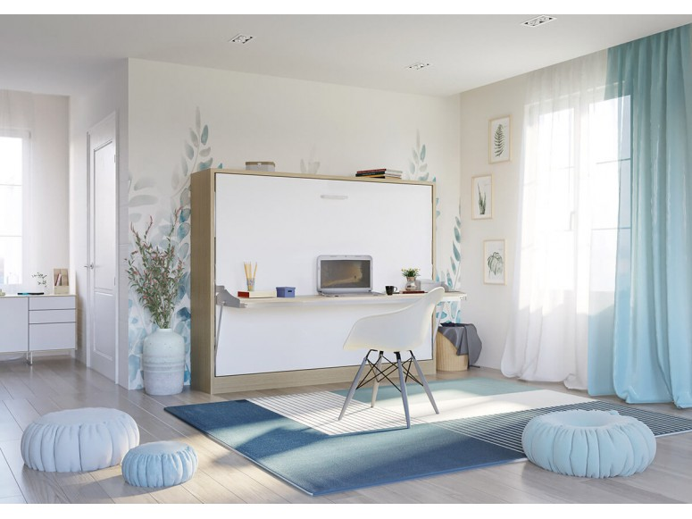 Spazio - Full Size Wall Bed